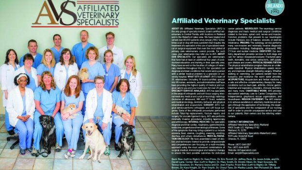Affiliated Veterinary Specialists Maitland FL
