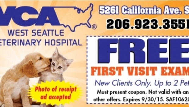 West Seattle Veterinary Hospital