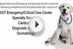 Regional Veterinary Emergency and Specialty Center in